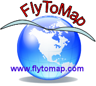 Fly to map